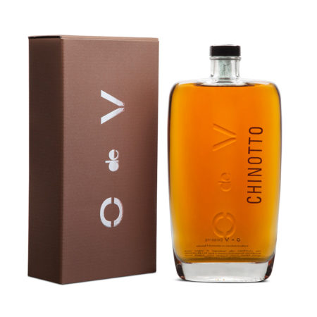 """O de V"" 1 LT. Vodka Chinotto"