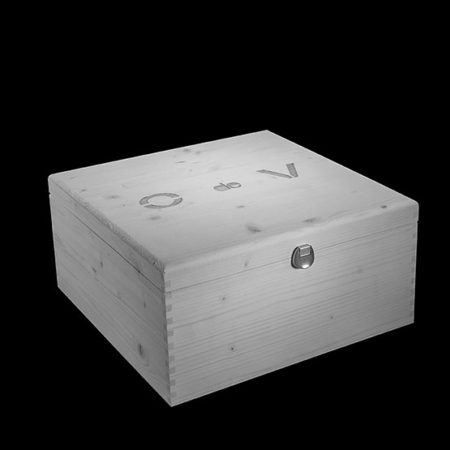 WOOD BOX OdeV 36