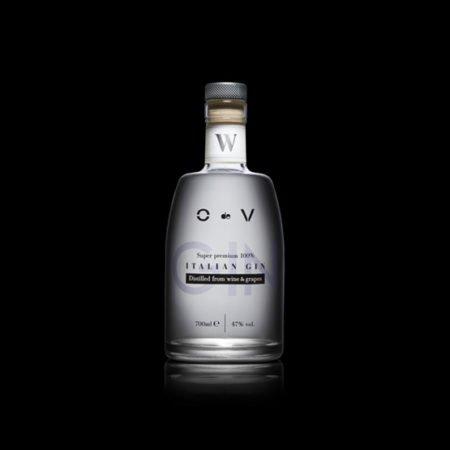 """O de V"" 0,70 LT. Gin White"