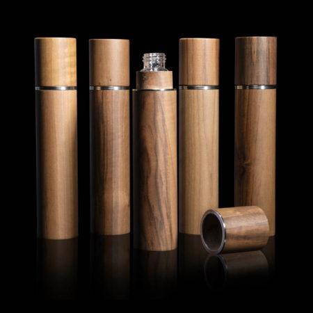 Wooden Tube Gift
